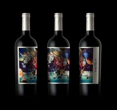 Creative Agency: Estudio Trip Project Type: Produced, Commercial Work Client: Federico Stabio Location: Mendoza, Argentina Packaging C. Wine Label Design, Bottle Design, Glass Design, Wine Photography, Types Of Wine, Wine Brands, Wine Packaging, Wine And Spirits, Visual Communication