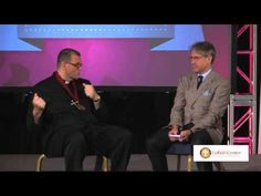 """Eric Metaxas interviews the """"Vicar of Baghdad,"""" Canon Andrew White. - YouTube"""