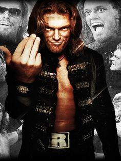 Adam Joseph, Wwe Edge, Adam Copeland, Wwe Superstar Roman Reigns, Wrestling Stars, Long Leather Coat, John Cena, Professional Wrestling, Wwe Wrestlers