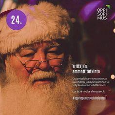 Hyvää joulua! #oppisopimusjoulukalenteri #oppisopimus #tutkinto Lisa, Movie Posters, Movies, Art, 2016 Movies, Film Poster, Films, Popcorn Posters, Kunst