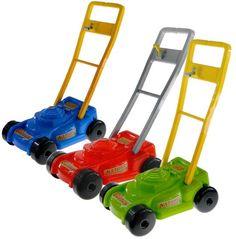 Deti tak môžu tráviť čas vonku na vzduchu. Lawn Mower, Outdoor Power Equipment, Lawn Edger, Grass Cutter, Garden Tools