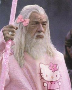Its Gandalf