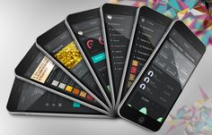 Grocery Shopping App - 2013 on Behance