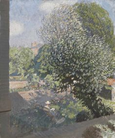 View A Shady Corner by Sir George Clausen on artnet. Browse upcoming and past auction lots by Sir George Clausen. Impressionist Landscape, Landscape Art, English Artists, British Artists, Royal College Of Art, Artist At Work, A4 Poster, Poster Size Prints, Oil On Canvas