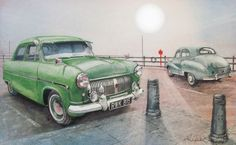 Buy There's a car made just for me, Watercolour by John Lowerson on Artfinder. Discover thousands of other original paintings, prints, sculptures and photography from independent artists.