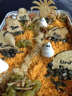Zombie Apocalypse Tablescape and Party
