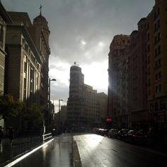 Gran Via - Callao (Madrid)