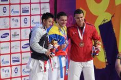 Results day 1 karate World Combat Games