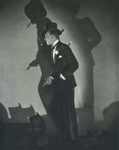 the one and only Fred Astaire..........great shot by E.Steichen