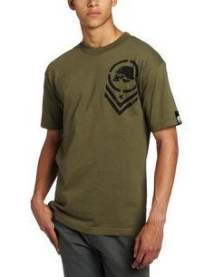 Metal Mulisha Men's Forces Short Sleeve Tee, Military Green, Medium Metal Mulisha, http://www.amazon.com/dp/B007XT7RPC/ref=cm_sw_r_pi_dp_owSdqb1H57GSZ