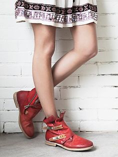 A.S.98. Elstone Ankle Boot