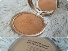 Essential Bronzer 201 Sienna Melange de Kiko Cosmetics