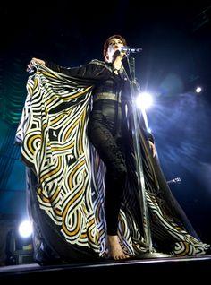 Fashion by Getty Images, Florence Welch beautiful like an Alphonse Mucha...