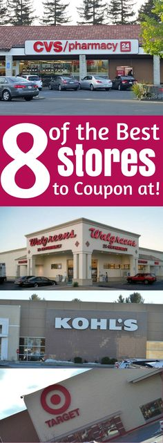 If you are new to couponing you should know that not all stores have the greatest deals.
