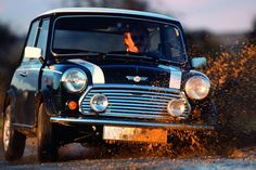 The Original and Still The Best - The Legendary MINI Cooper Small Compact Cars: http://www.ruelspot.com/mini-cooper/the-history-of-a-legend-the-mini-cooper/ #MINICooper #MiniCooperHistory #Mini