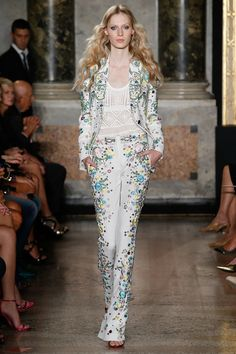 Emilio Pucci Spring 2015. See the collection on Vogue.com.
