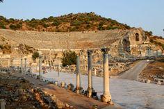 Удивительное место в Турции. Почему Эфес утратил свое торговое значение и пришел в упадок. Мои впечатления | OKEBLOG