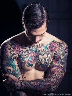 Alex Minsky Void Tattoo