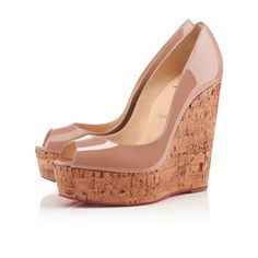 Special occasions wedges - Christian Louboutin