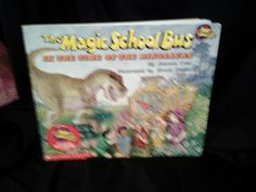 The Magic School Bus in the Time of the Dinosaurs, Joanna Cole, Bruce Degen #Paperback