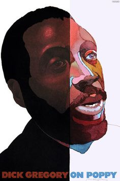 Dick Gregory- Milton Glaser