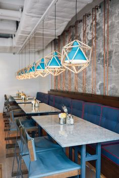Substance have designed the latest restaurant for the dining brand Classified, in Hong Kong. Design Hotel, Bar Design, Restaurant Interior Design, Commercial Interior Design, Cafe Interior, Commercial Interiors, Cafe Bar, Cafe Restaurant, Restaurant Lighting