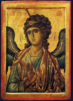 Ikon of the Archangel Gabriel