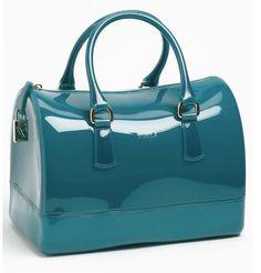 Furla Candy Bag Leather Clutch Handbags Women S Bags