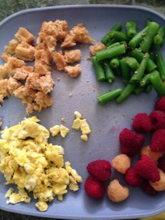 Pasta recipes for one year old baby