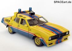 Mad Max 1: MFP Persuit Vehicle (Big Bopper), Modell-Bausatz ... http://spaceart.de/produkte/mdx002.php