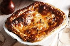 "Steak and Kidney Pie | Community Post: 40 ""Harry Potter""-Inspired Treats You Should Be Making"