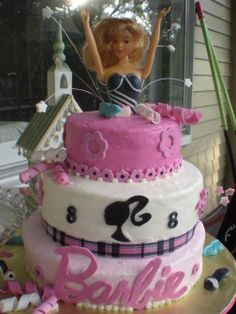 where can i get barbies for cakes | Barbie Cake