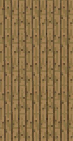 Minecraft Wood Wallpaper