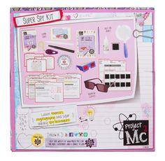 Amazon.com: Project Mc2 Super Spy Kit: Toys & Games
