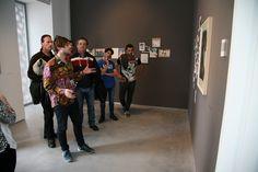 Proyecto Internacional UdK. Los Artistas del Atelier del Museum Jorge Rando comparten experiencias con los artistas de la UdK