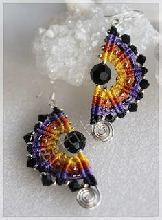 The fairy jewelry: Micromacrame '