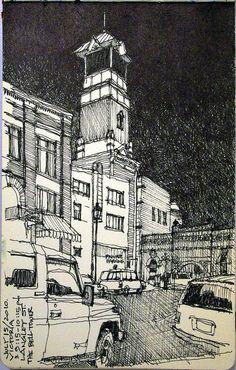 Victoria - Langley Street at night | Flickr - Photo Sharing!