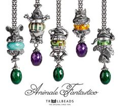 Trollbeads Fantasy Necklaces