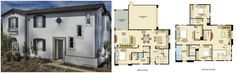 Melody Residence 4 Floorplan. Irvine. Beacon Park. Orange County. New Home. Real Estate.
