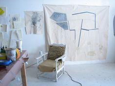 Sharon Butler Jay St. studio