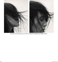 Charlotte Gainsbourg by Stefan Heinrichs for Vogue Aug 2014