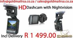 HD Car Dashcam