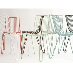 incredible chairs!!!  If you know where I can find them, let me know!