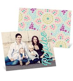 Easter Cards -- Rejoice Horizontal Photo #eastercardideas #easterideas #peartreegreetings