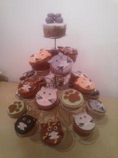 Mačji muffini / Cat's cupcakes