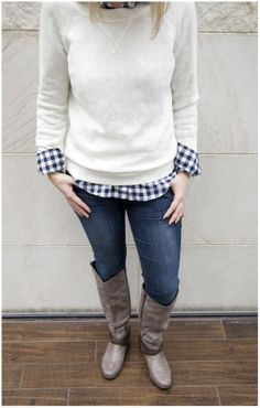 This riding boot totally ups the fashion factor, and it's a total steal too! #DSW #Shoelover
