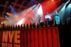 NYE Dublin Festival - Countdown Concert on College Green