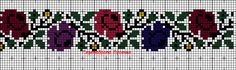 Embroidery Patterns, Cross Stitch Patterns, Embroidery Techniques, Diy And Crafts, Projects To Try, Knitting, Crochet, Handmade, Knits