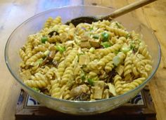 A blog posting about and recipe for making dan-dan noodles, a longtime favorite in my house.