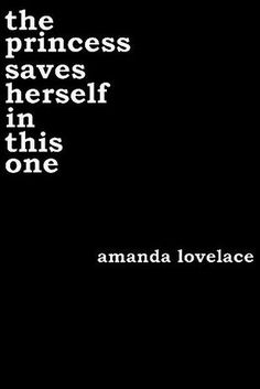 POETRY: The Princess Saves Herself in This One by Amanda Lovelace | The Best Books Of 2016, According To Goodreads Users